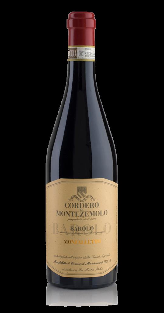 Barolo Monfalletto - Cordero di Montezemolo, Proud